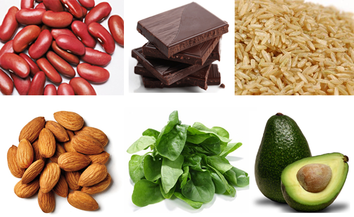 6 High Magnesium Foods