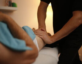 Sports Massage - Shin Splints Treatment