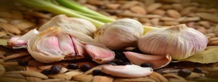 Garlic is great for the immune system