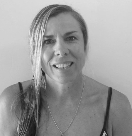Remedial massage therapist, Kerrie Baumgartner