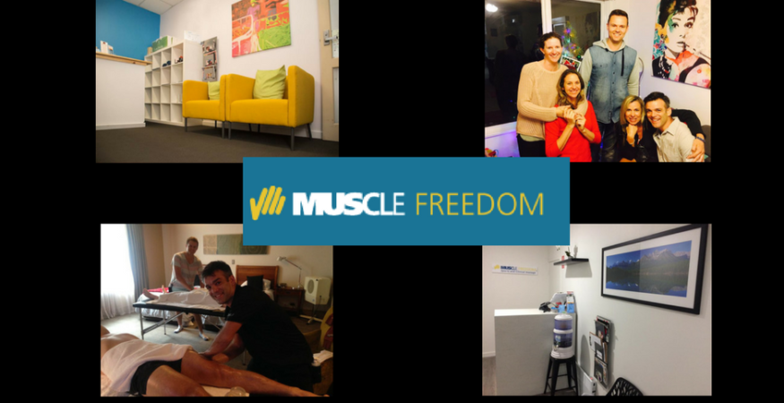 Muscle Freedom moments