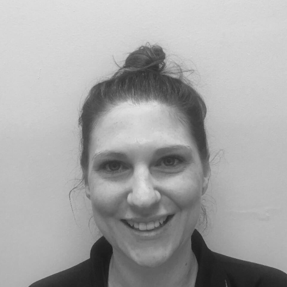 Remedial massage therapist Katherine Cross