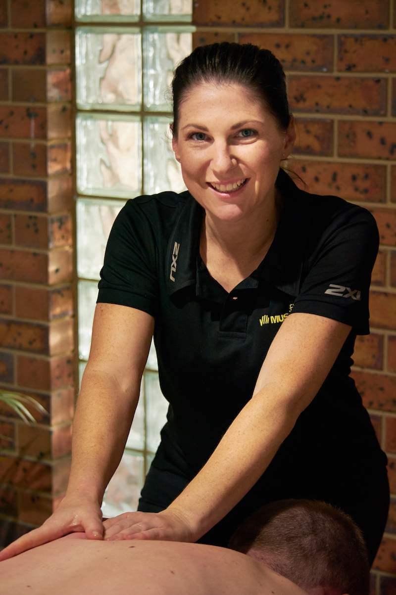 Katherine Cross Remedial Massage Therapist
