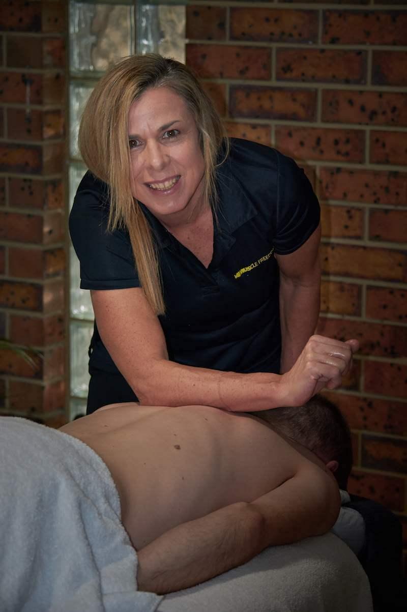 Kerrie Baumgartner Remedial Massage Therapist