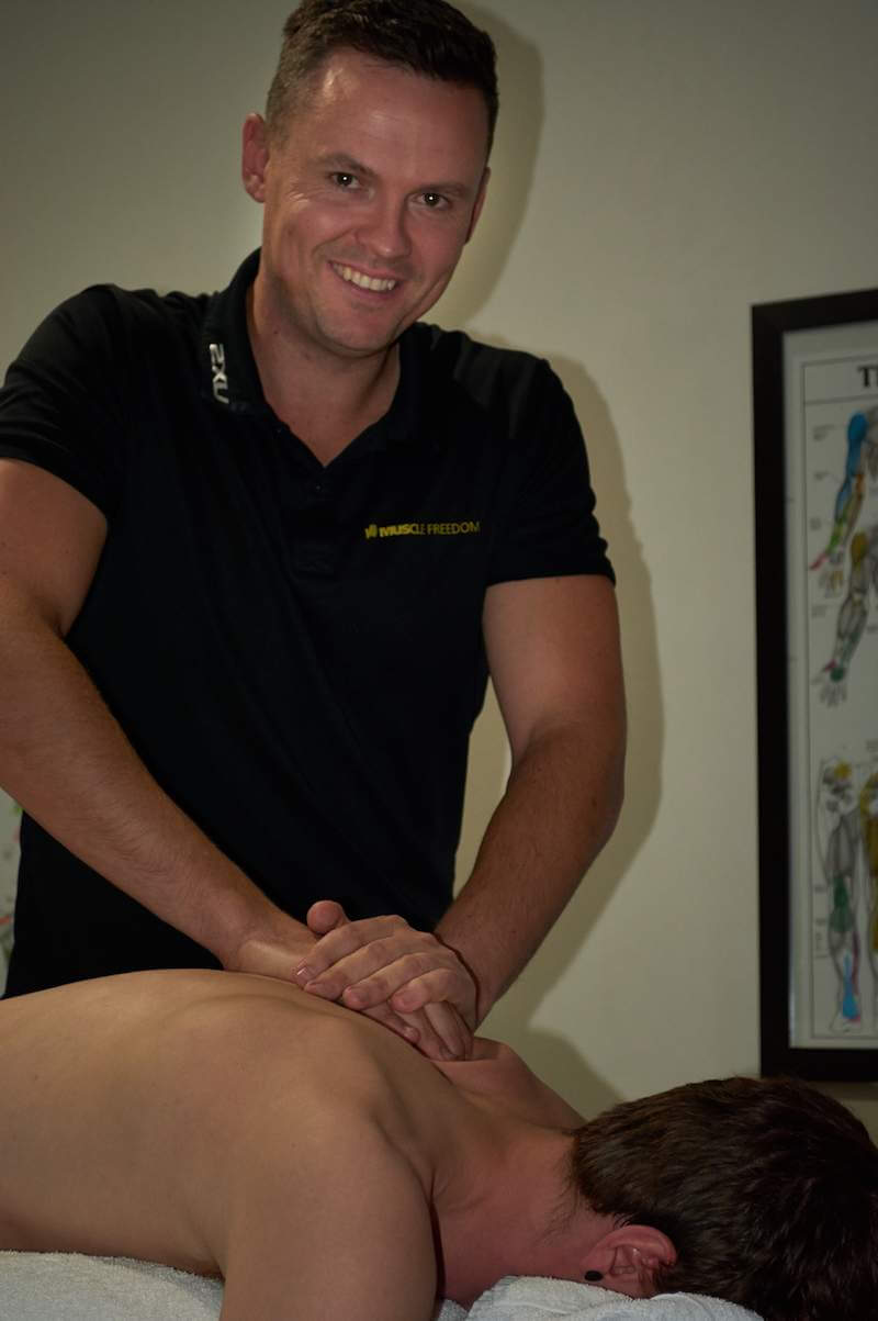 Sam Noble Remedial Massage Therapist